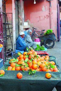 Moroccan citrus