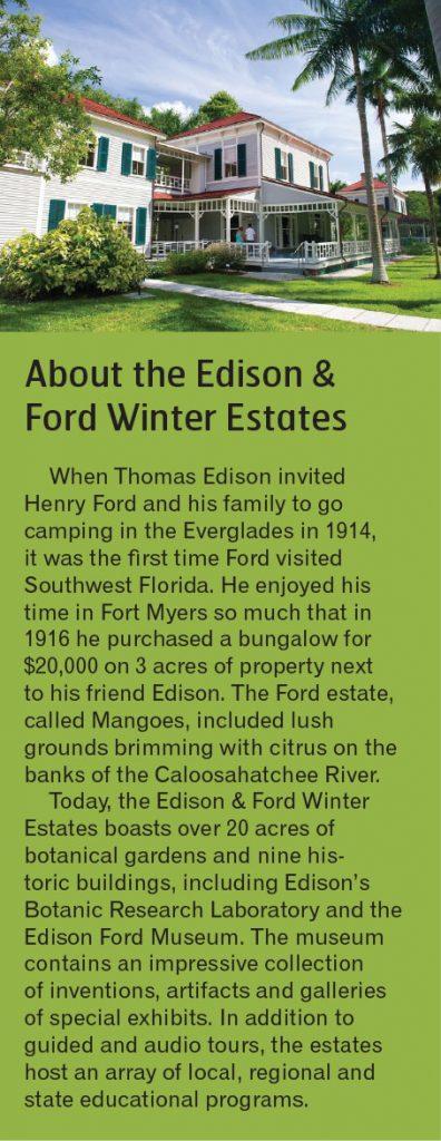 Edison & Ford Winter Estates Citrus Project