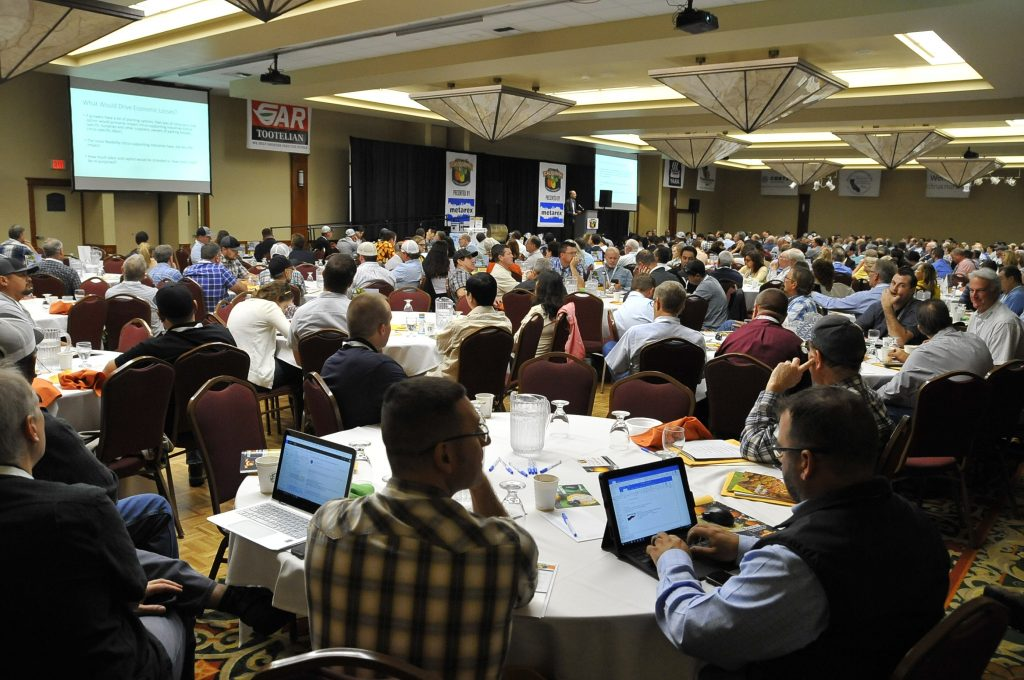 California Citrus Conference Calls Attention to Key Industry Issues
